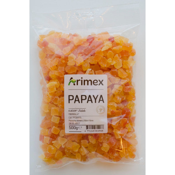 Arimex Papaya (500g)