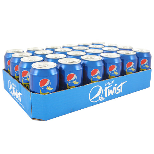 Pepsi Twist 24-pack (24 x 33cl)