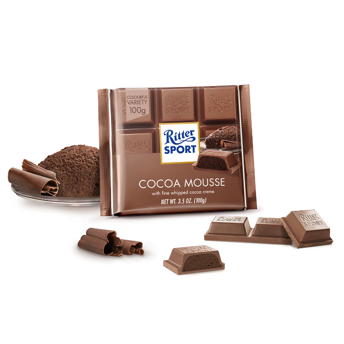 Ritter Sport Cocoa Mousse (100g)