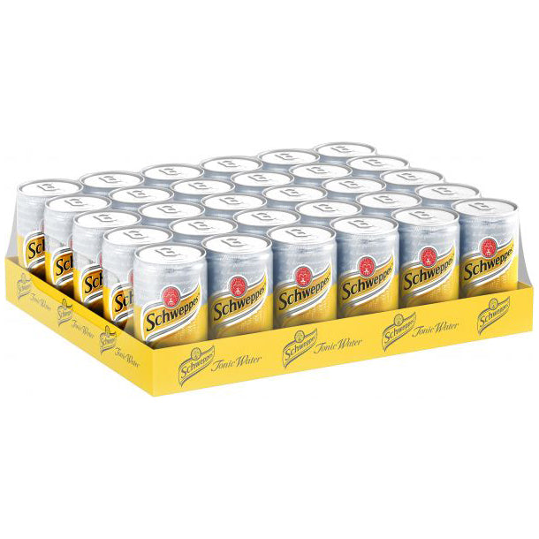 Schweppes Original Indian Tonic Water (24 x 33cl)
