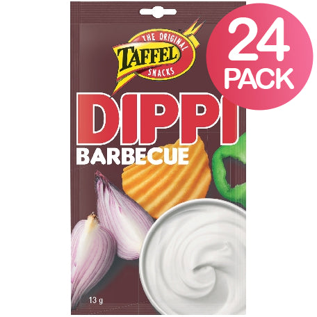 Taffel Dippi Barbeque 24-pack (24 x 13g)