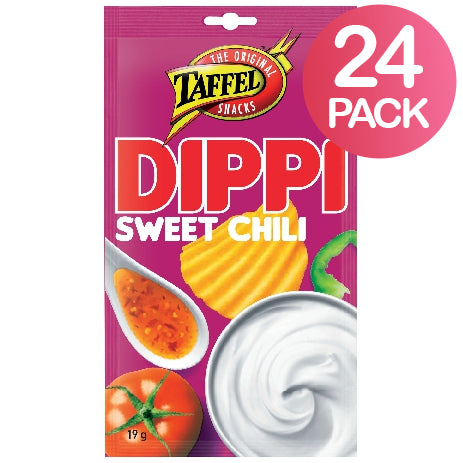 Taffel Dippi Sweet Chili 24-pack (24 x 13g)