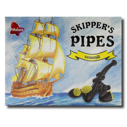 Skippers Pipes Seasalt (340g)