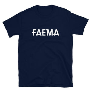 FAEMA T-Shirt Navy