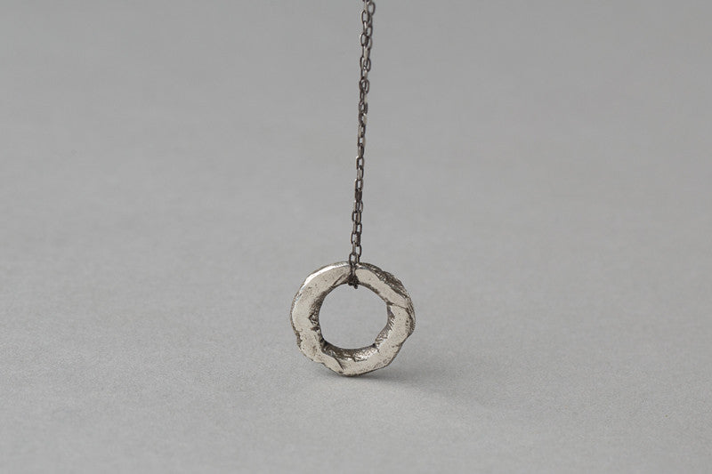 Ellipse necklace small