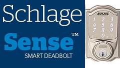 Schlage Sense Smart Deadbolt Locks
