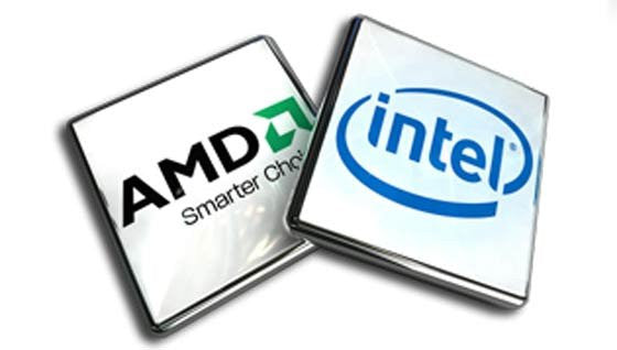 intel and amd