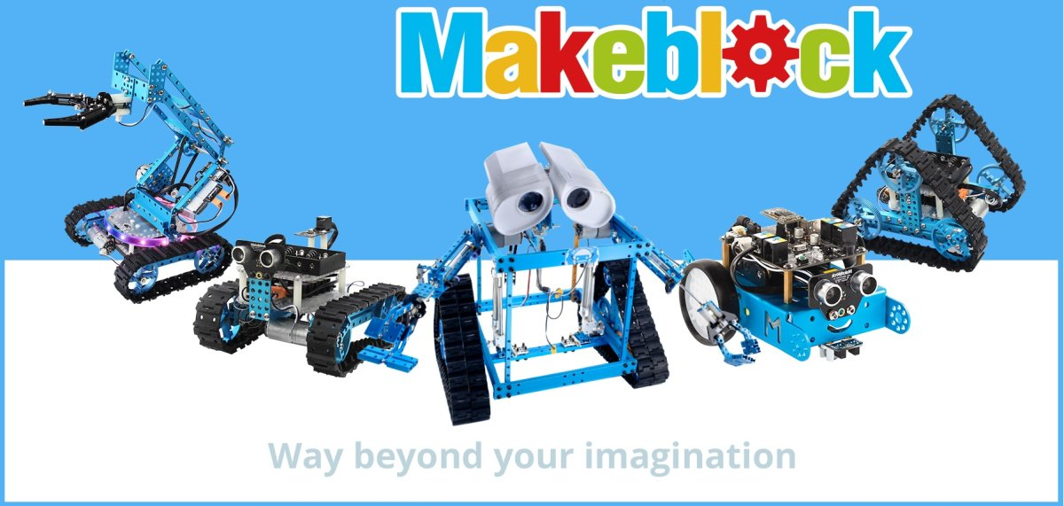 makeblock Australia robot kids construction set