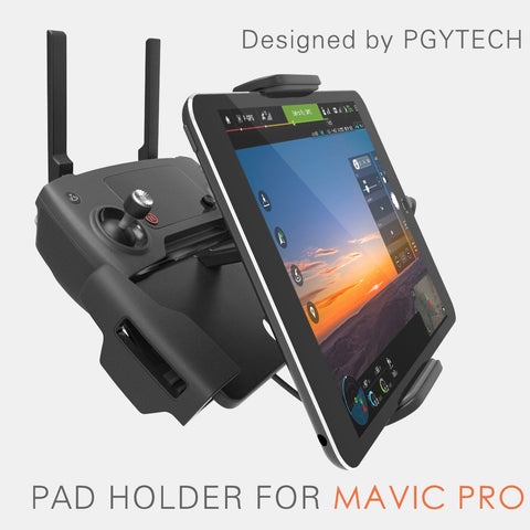 Pgytech Pad Tablet Holder 7 10 Inch For Dji Mavic Pro