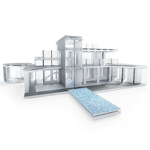 Arckit A360 Architectural Model System