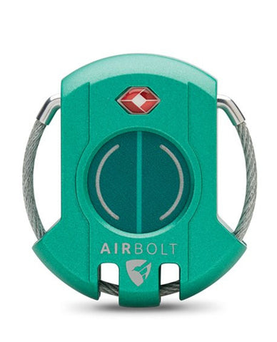 Airbolt Smart Traveller Lock Australia Amazon Green