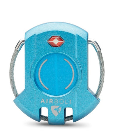 AirBolt BlueTooth Smart Travel Lock Bondi Blue