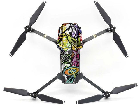 PGYTECH 3M Stickers Skin for DJI Mavic Pro CA3