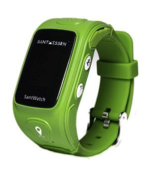 SantWissen SantWatch ST-01 Kids Tracker Green
