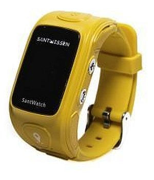 SantWissen SantWatch ST-01 Kids Tracker Yellow