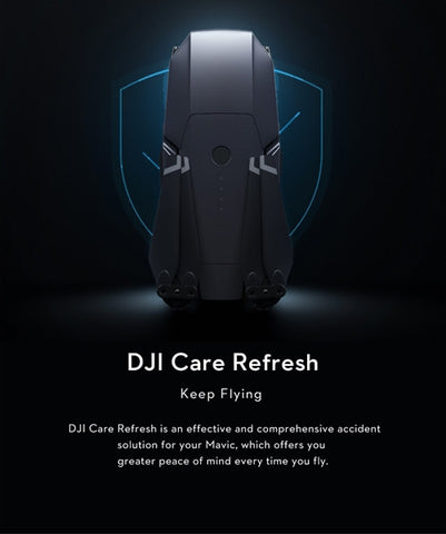 DJI Care Refresh Extended Warranty for Mavic Pro
