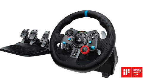 Logitech G29 Driving Force Racing Wheel FOR PS4 Australia