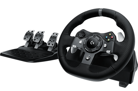 Logitech G920 Driving Force Racing Wheel XBOX One PC MAC