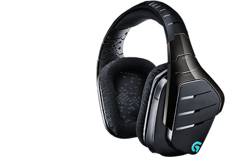 Logitech G933 Artemis Spectrum Snow Wireless 7 1 Gaming Headset Black