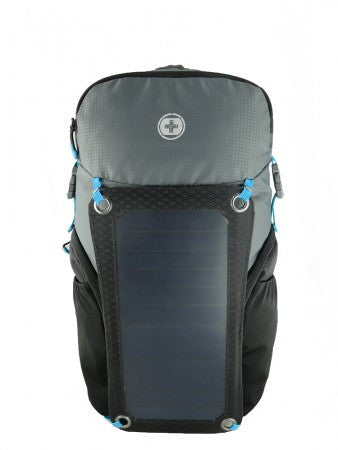 Swiss Digital Solar Shot Backpack