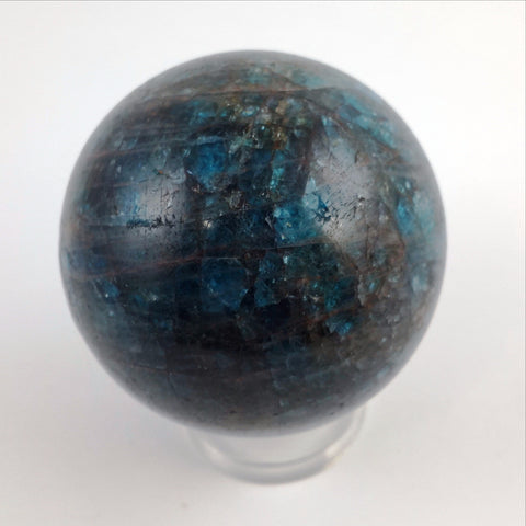 Apatite Sphere - Crystals - Gemstones - Magical Earth Bug