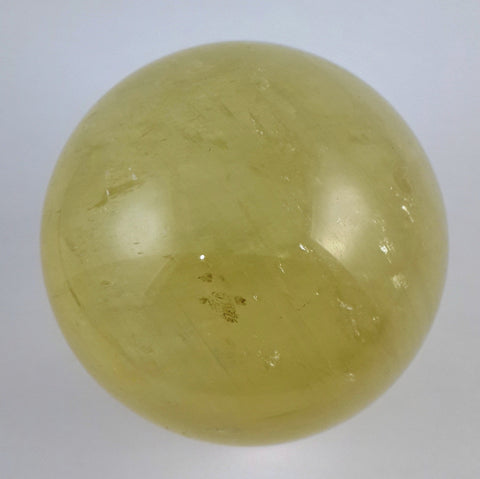 Yellow Calcite with Rainbows! - Crystals - Gemstones - Magical Earth Bug
