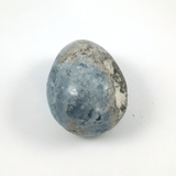 Baby Blue Celestite Egg - Crystals - Gemstones - Magical Earth Bug