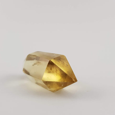 Dbl Terminated Citrine Crystal