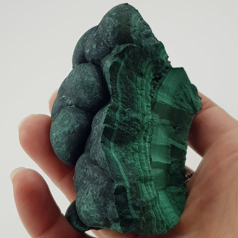 Large Malachite Botryoidal Crystal