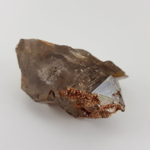 Smoky Quartz Crystal with Twins