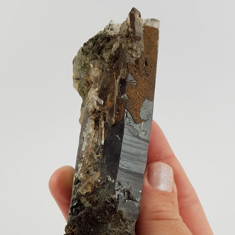 Smoky Quartz Crystal Masterpiece