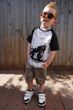 Boys Gorilla T-shirt - Board Gorilla - YoungandMoodie  - 6