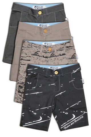 Boys Shorts - YoungandMoodie  - 1
