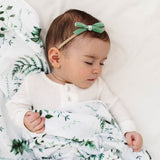 Snuggle Hunny Kids - Velvet Bow Headbands - August Lane