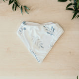 Snuggle Hunny Kids - Dribble Bib - Wild Fern - August Lane