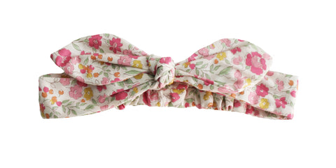 Alimrose - Adjustable Head Bow - Rose Garden - August Lane