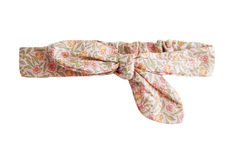 Alimrose - Adjustable Head Bow - Blossom Lily Pink - August Lane