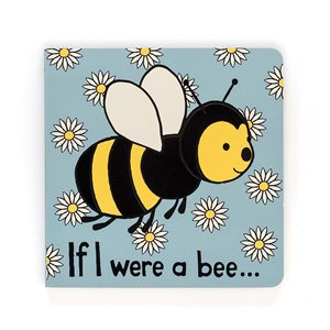 Jellycat - If I Were A Bee Book - August Lane
