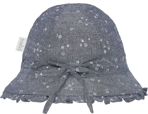 Toshi- Bell Hat Milly - Periwinkle - August Lane