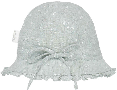 Toshi - Bell Hat Milly - Sage - August Lane