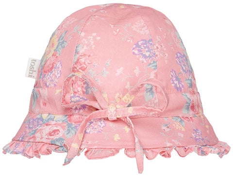 Toshi- Bell Hat Pretty - Prudence - August Lane