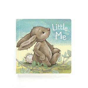 Jellycat - Little Me Book - August Lane