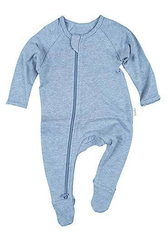 Toshi - Onesie Long Sleeve Dreamtime - Tide - August Lane