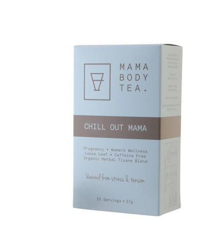 Mama Body Tea - Chill Out Mama (Relaxation) Tea