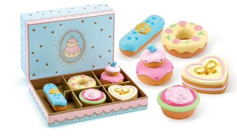 Djeco - Role Play Princess Cake Set - August Lane