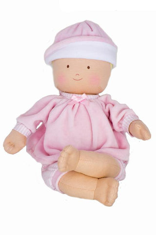 Bonikka - Cherub Baby Doll Pink - August Lane