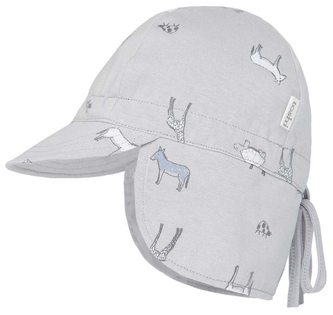 Toshi - Flap Cap Bambini - Hanks Friends - August Lane