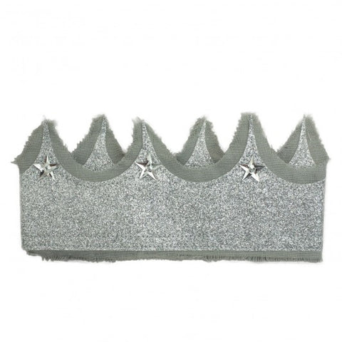 Numero 74 - Glitter Crown - Silver Grey - August Lane