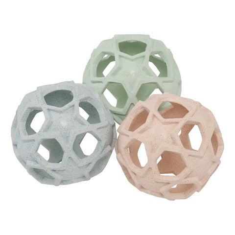 Hevea - Upcycled Natural Rubber Star Ball - Various Colours - August Lane