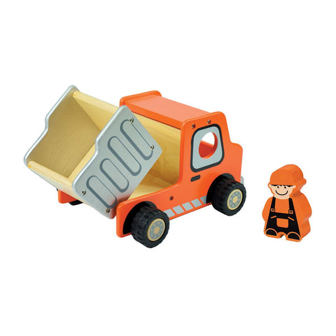 I'm Toy - Deluxe Dumper Truck - August Lane